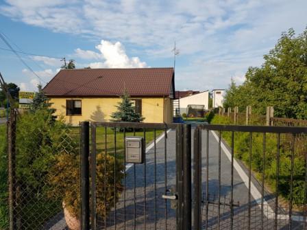 dom wolnostojący, 4 pokoje Łuków, ul. Farfak 8