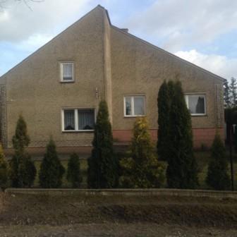 dom wolnostojący, 4 pokoje Zieleń, Zieleń 49C