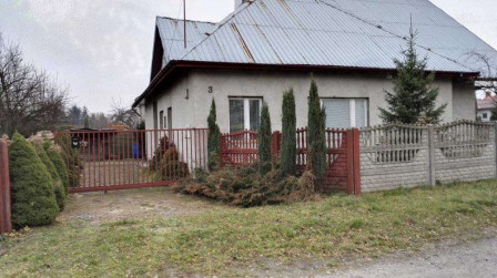 dom wolnostojący Zduńska Wola