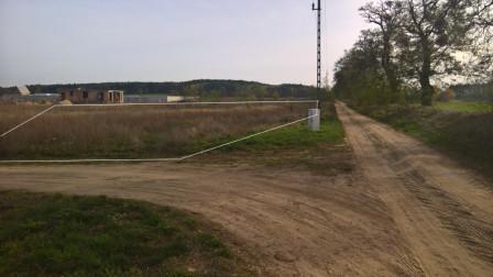 Działka rolno-budowlana Skrzydlewo