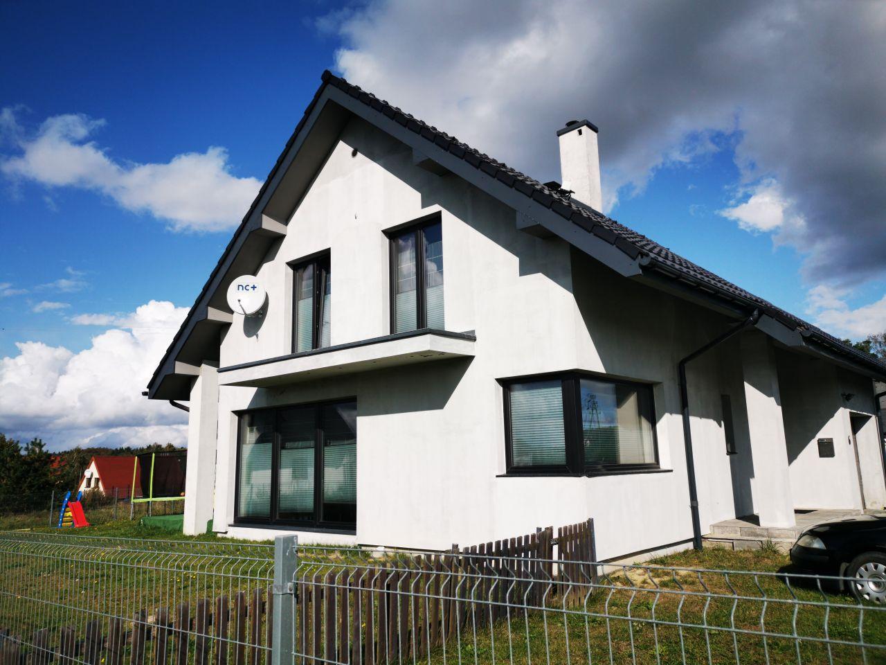 dom wolnostojący, 5 pokoi Zbychowo, ul. Miła