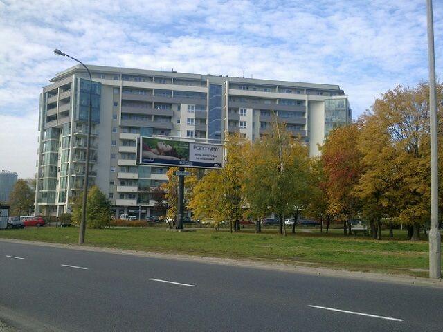 Mieszkanie 3-pokojowe Warszawa Mokotów, al. Wilanowska