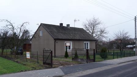 dom wolnostojący, 3 pokoje Straszewo, Straszewo 39