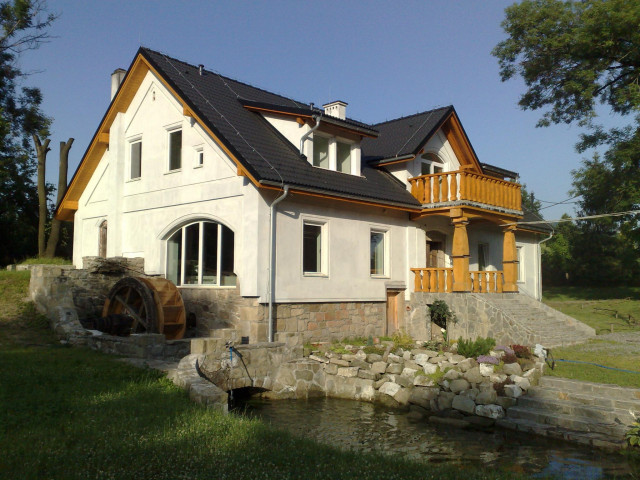 dom wolnostojący, 8 pokoi Wilkowice, ul. Grabecznik