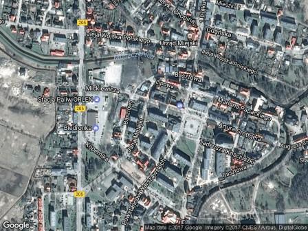 Mieszkanie 4-pokojowe Sławno, ul. Adama Mickiewicza 3