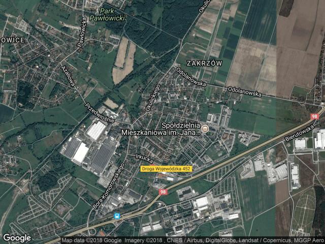 Mieszkanie 4-pokojowe Wrocław Psie Pole, ul. Bratysławska 18A