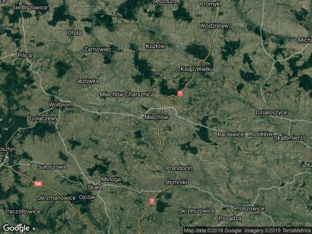 Mieszkanie 2-pokojowe Miechów, os. gen. Władysława Sikorskiego