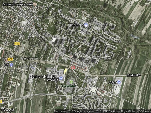 Mieszkanie 3-pokojowe Łęczna, ul. Staszica 7