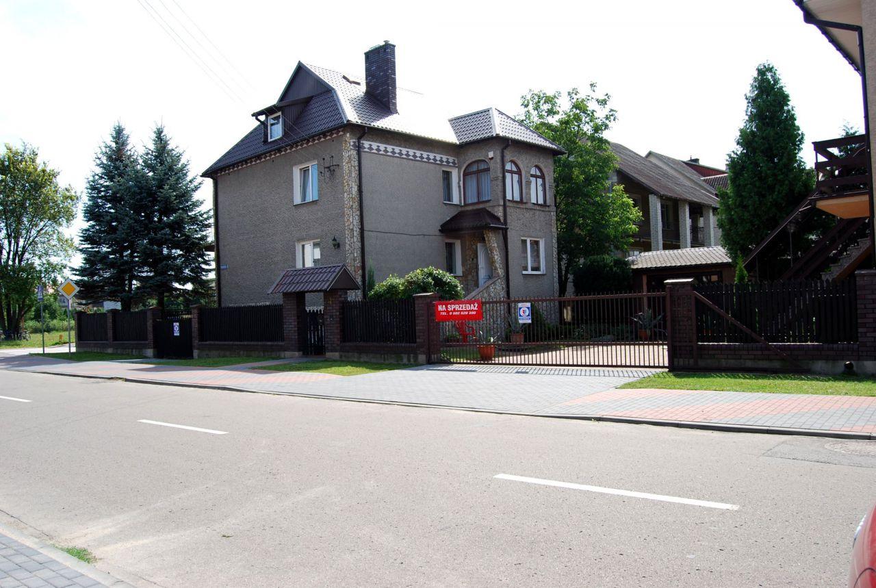 dom wolnostojący, 5 pokoi Ostrołęka Kaczyny-Wypychy, ul. Stanisława Wyspiańskiego