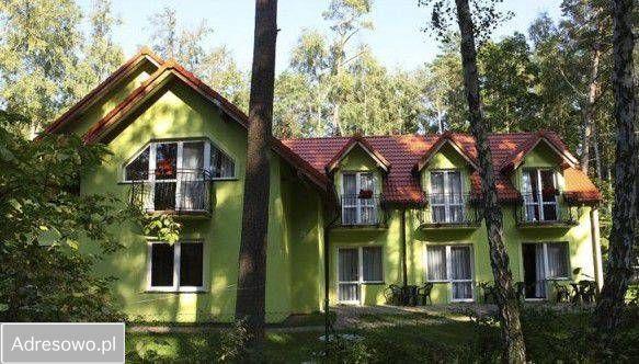 Hotel/pensjonat Pobierowo, ul. Grunwaldzka