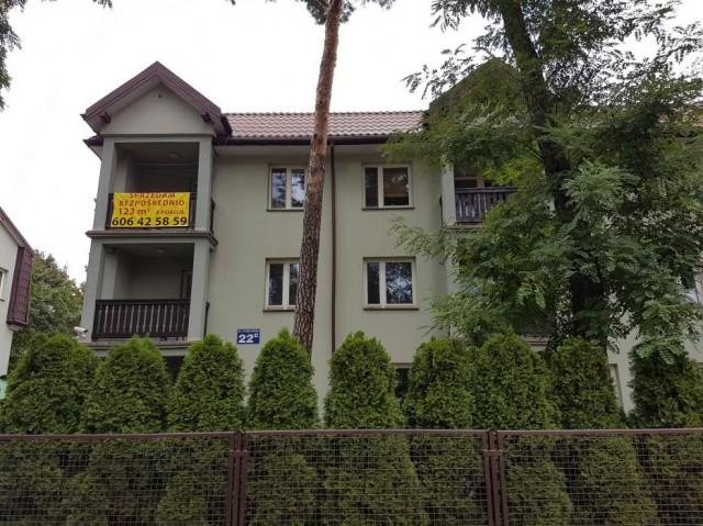 Mieszkanie 4-pokojowe Otwock