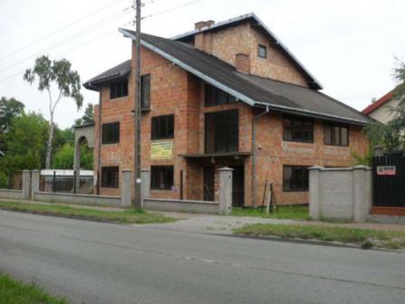 dom wolnostojący, 10 pokoi Grodzisk Mazowiecki Centrum, ul. Nadarzyńska 30