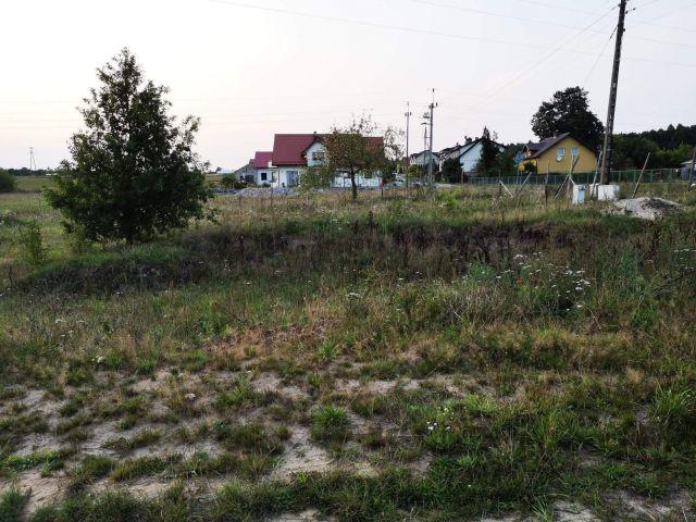 Działka budowlana Kiełpino, ul. Starowiejska