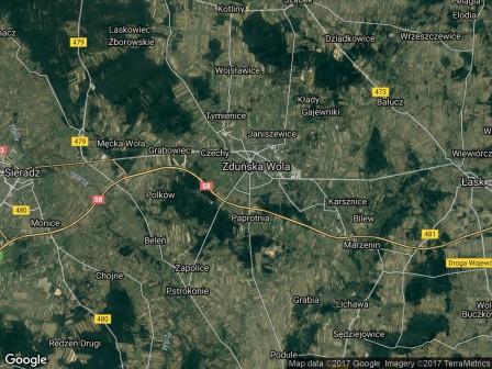 Mieszkanie 4-pokojowe Zduńska Wola, ul. Józefa Chełmońskiego