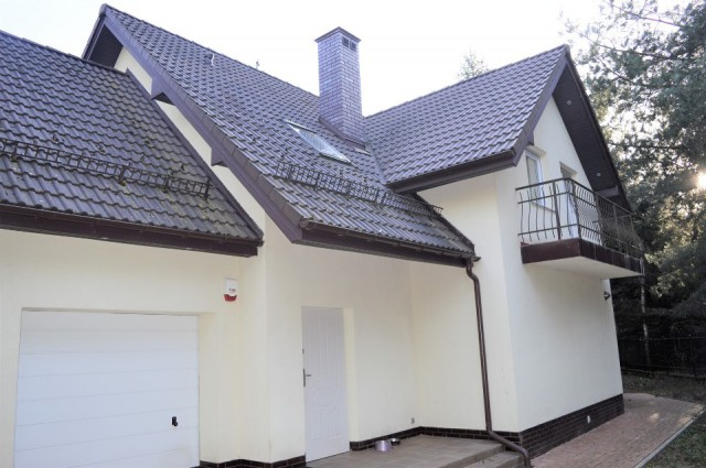 dom wolnostojący, 7 pokoi Rozalin, ul. Krakowiańska