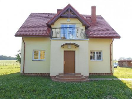 dom wolnostojący, 4 pokoje Dąbrowica