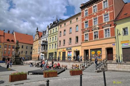 Mieszkanie 2-pokojowe Bystrzyca Kłodzka, pl. Wolności 1
