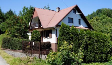 dom letniskowy, 6 pokoi Skomielna Czarna