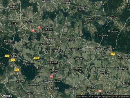 Mieszkanie 1-pokojowe Sulisławice