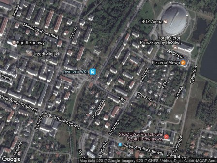 Mieszkanie 2-pokojowe Pruszków Wyględówek, ul. Ewy