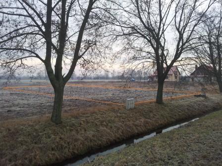 Działka rolno-budowlana Elbląg