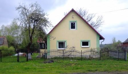 dom wolnostojący, 3 pokoje Lubiatów