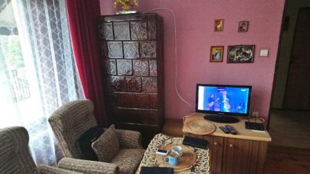 dom wolnostojący, 2 pokoje Trzemeśnia