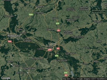 Działka budowlana Papowo Toruńskie