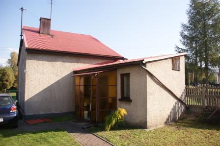dom wolnostojący Ogrodzieniec, ul. Narutowicza 16