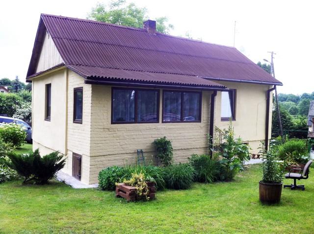 dom wolnostojący, 2 pokoje Częstoborowice