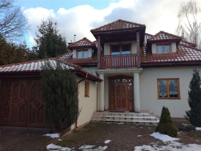 dom wolnostojący, 4 pokoje Wołomin Nowa Wieś, ul. Nowa Wieś