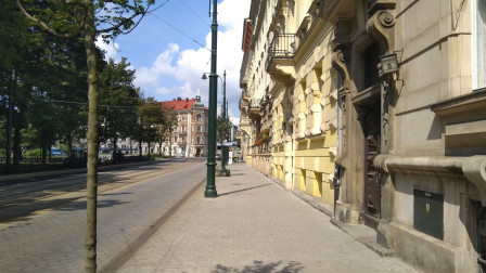 Mieszkanie 8-pokojowe Kraków Stare Miasto, ul. Westerplatte 5