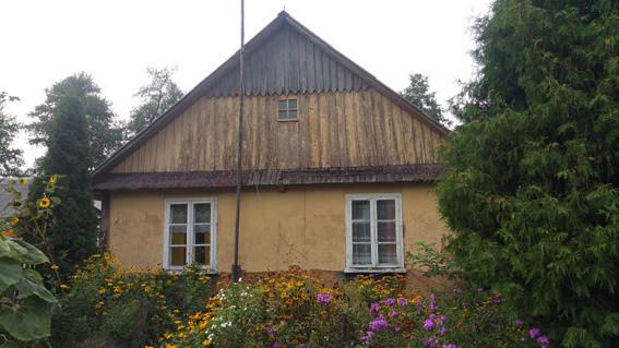 dom wolnostojący Nowodwór