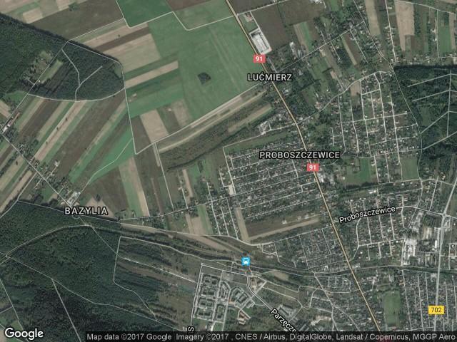 Działka budowlana Zgierz Proboszczewice, ul. Świętego Andrzeja Boboli