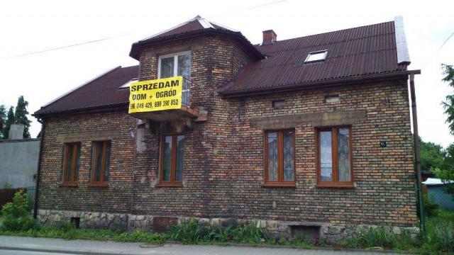 dom wolnostojący Chrzanów Kościelec