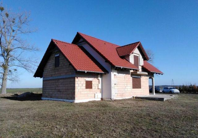 dom wolnostojący Pieski
