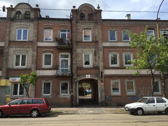 kamienica Sosnowiec, ul. Mariacka 12