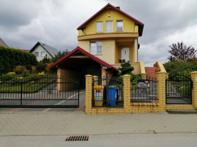 dom wolnostojący, 5 pokoi Kościerzyna-Wybudowanie