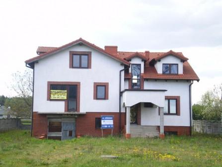 dom wolnostojący Wągrowiec