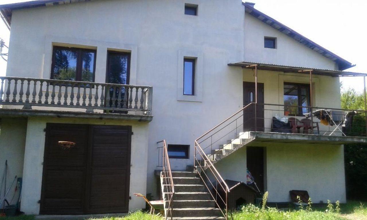 dom wolnostojący, 4 pokoje Łódź Kochanówka
