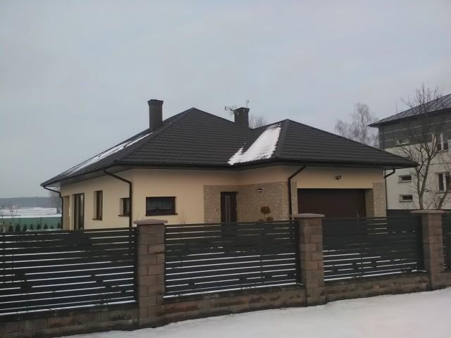 dom wolnostojący, 4 pokoje Strupin Łanowy