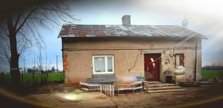 dom wolnostojący, 2 pokoje Trąbin-Wieś, Trąbin-Wieś 59