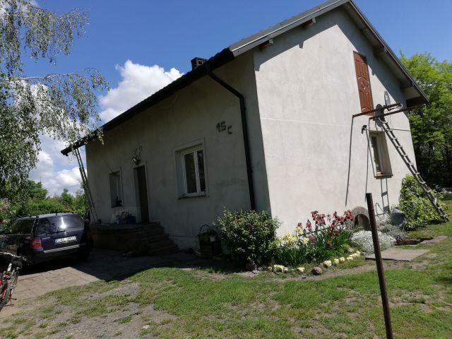 dom wolnostojący, 3 pokoje Kalinowiec, Kalinowiec 15C