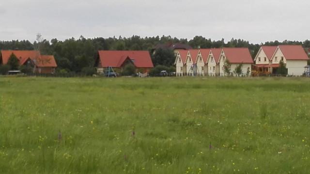 Działka budowlana Dębki, ul. Wrzosowa