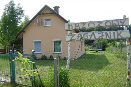 dom wolnostojący, 5 pokoi Radęcin, Radęcin 141