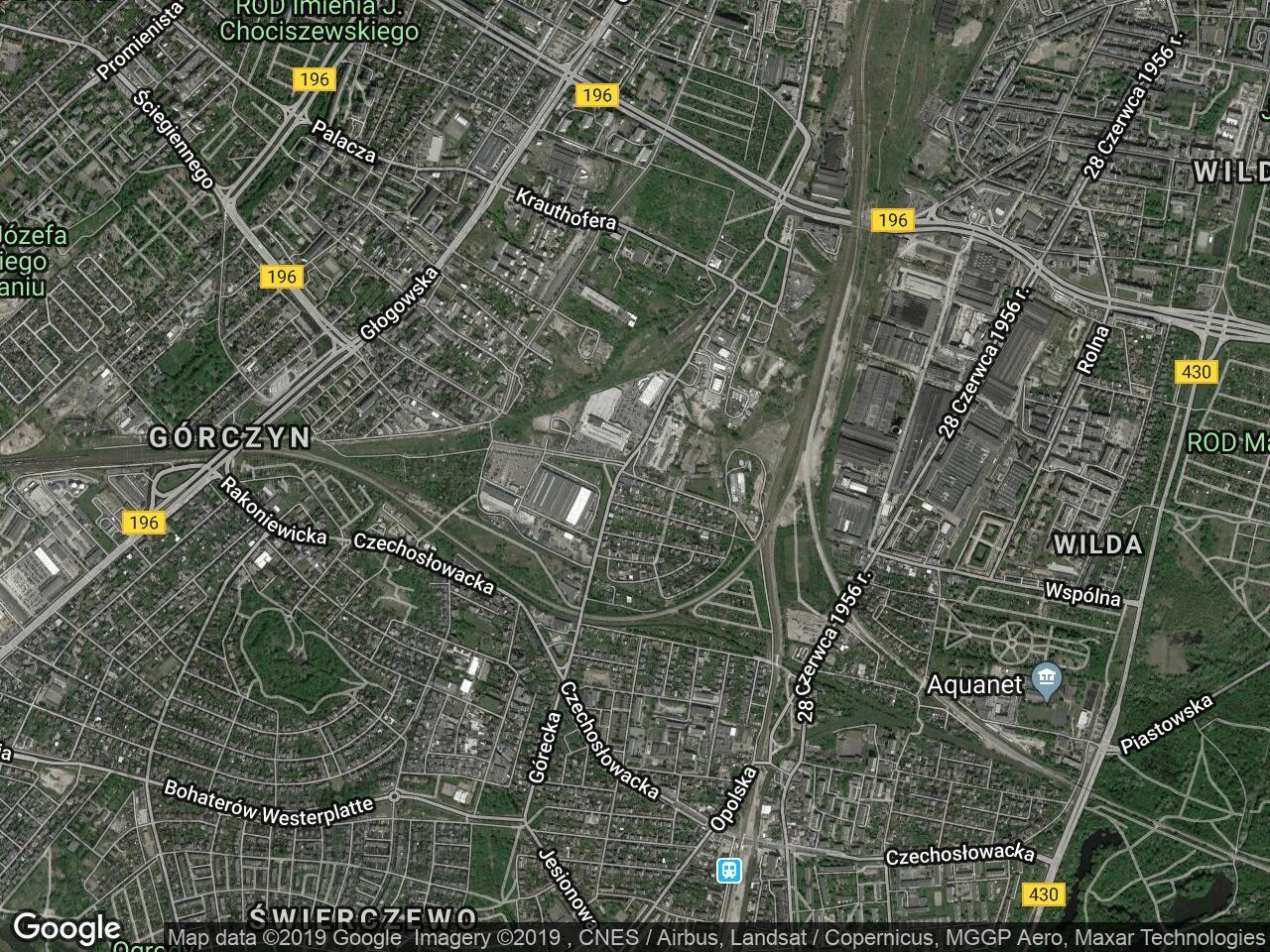 Mieszkanie 4-pokojowe Poznań, ul. Górecka