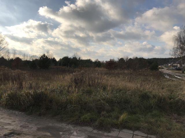 Działka budowlana Lubieszów, ul. Osiedle Słoneczne