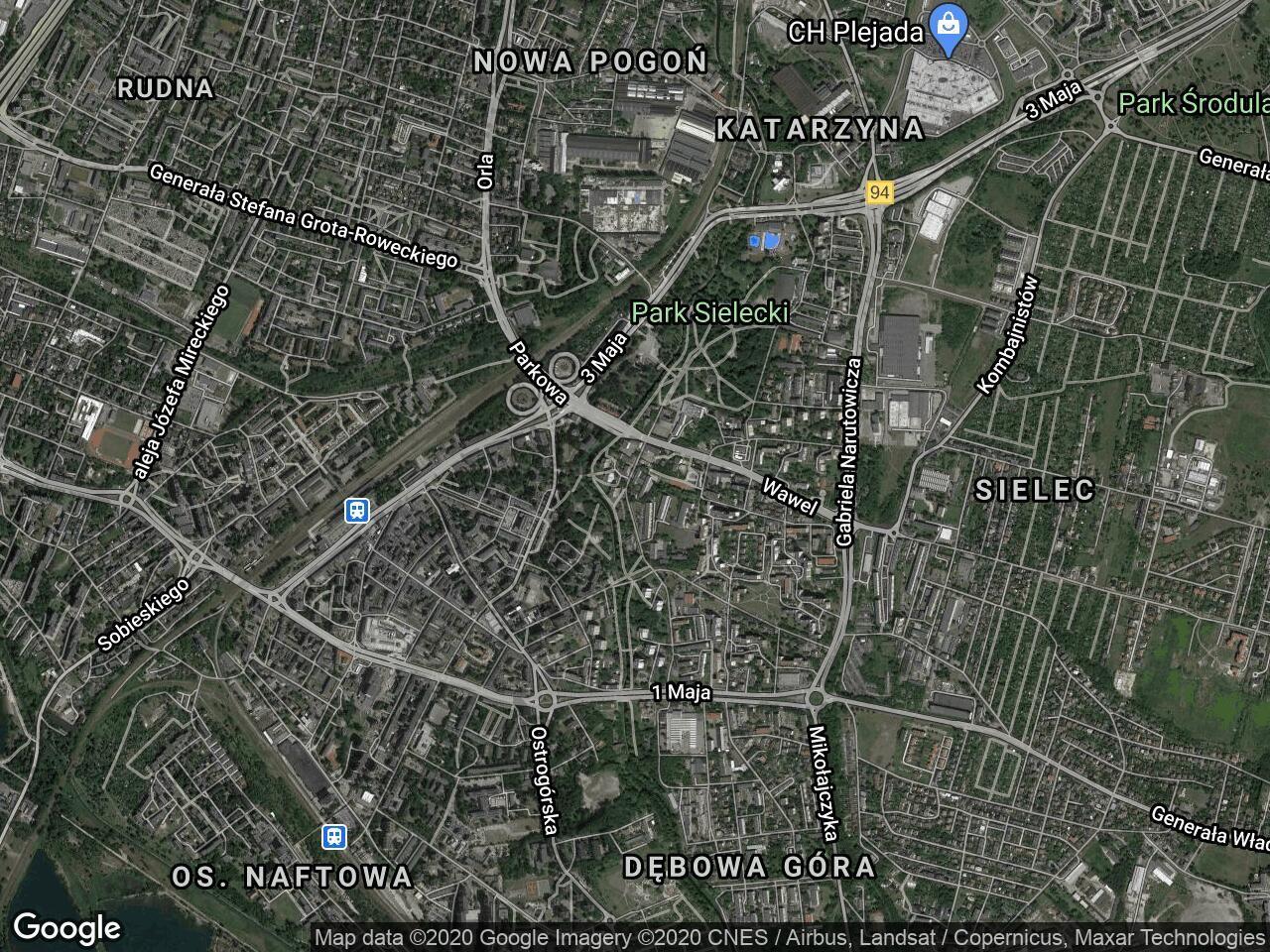 Mieszkanie 3-pokojowe Sosnowiec Sielec, ul. Legionów