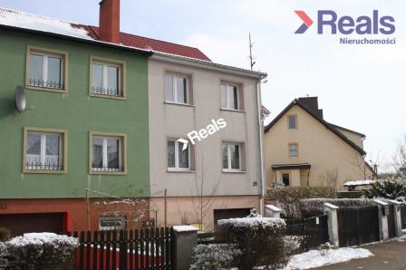 segmentowiec, 7 pokoi Słupsk, ul. Wiśniowa