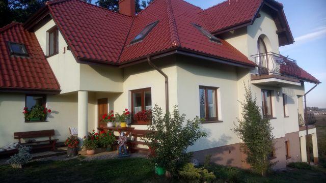 dom wolnostojący, 6 pokoi Pępowo, ul. Leśna 15